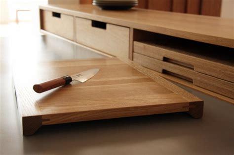 built in cutting board built in cutting boards building ideas