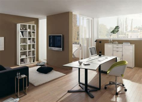 simple and ergonomic home office design ideas design