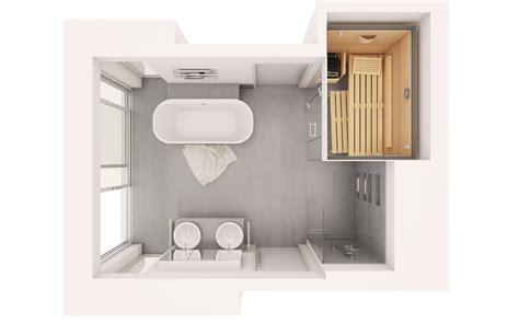 Bad Mit Sauna Grundriss by Klafs Planungsideen