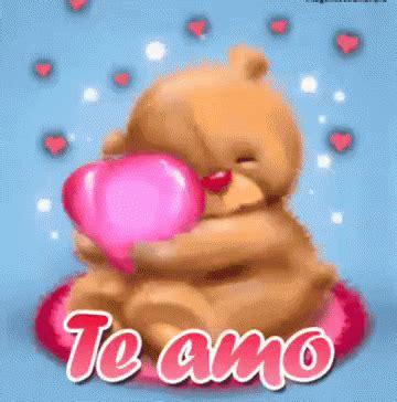 gifs de amor videos bear amor gif bear amor teamo discover share gifs