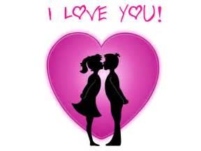 gambar romantis animasi kartun kata cinta gambar foto wallpaper