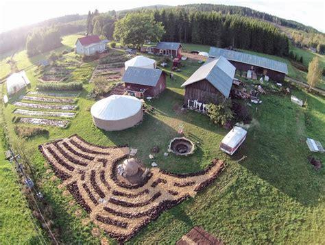 Farmhouse Open Floor Plans setting up a permaculture farm ridgedale permaculture