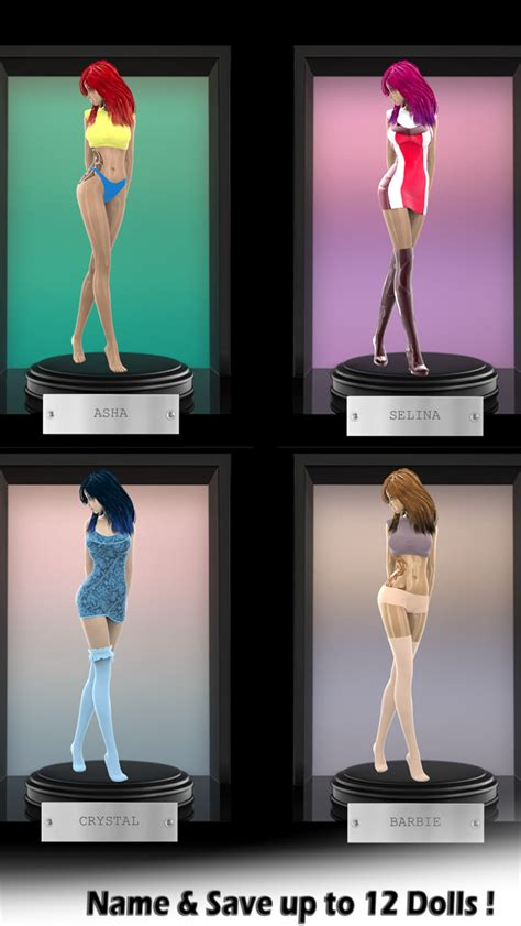 tattoo girl dress up games figuromo dress doll anime tattoo girl 3d color