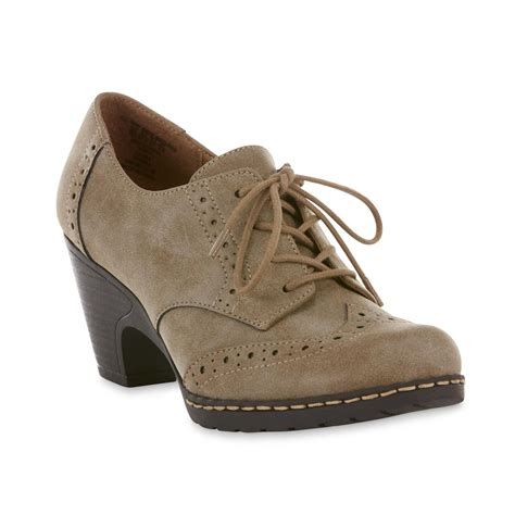 sears i love comfort shoes i love comfort women s laura tan oxford shoe shop your