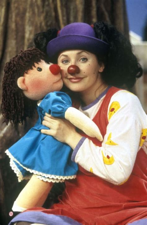 big comfy couch website the big comfy couch loonette the clown and her doll