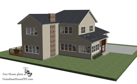 best free house plans grandmas diy images on pinterest free house plan an old style farm house with a grand and