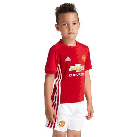 Kaos Bola Mu 16 jual baju bola anak impor jersey manchester united mu