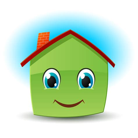 happy home clipart    clipartmag
