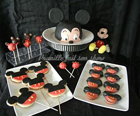 Decoration Gateau Anniversaire Mickey by D 233 Co Gateau Mickey Anniversaire 5