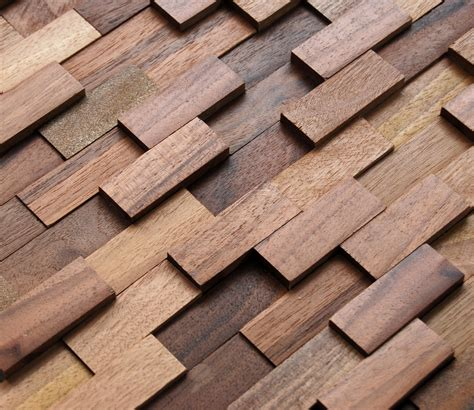 wood design mosaic wood