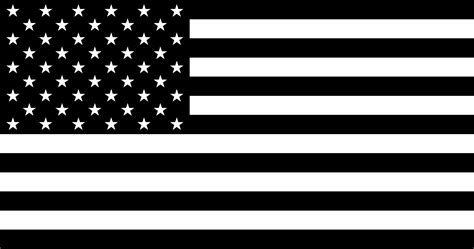 flag white black us flag black and white vector www proteckmachinery