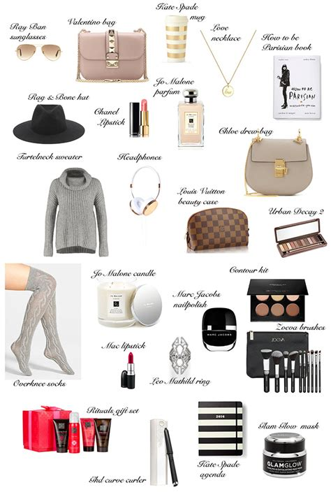 edit christmas gift guide for her all at once