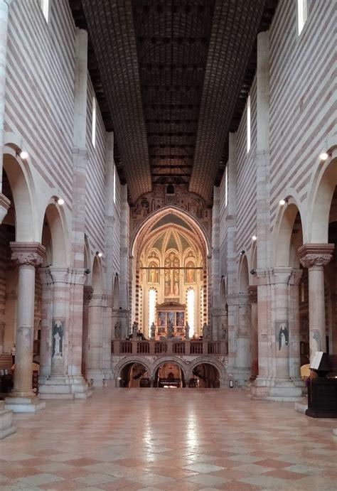 portale interno athenae noctua deliziosa verona 1 la basilica di san zeno