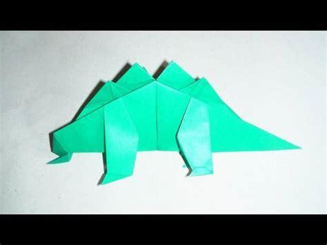 Origami Stegosaurus - hd baby stegosaurus origami fernando gilgado gomez