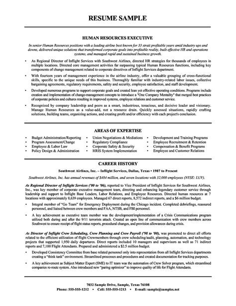 briliant a human resource manager resume human resource manager