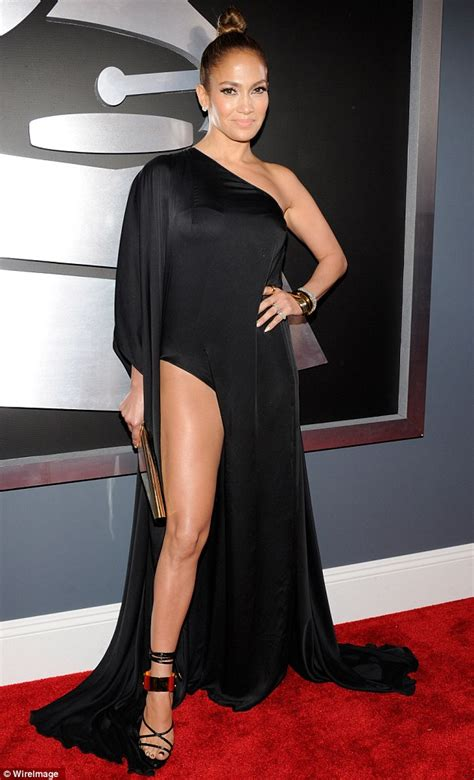 Jlo Does Designer by Does An In A Leg