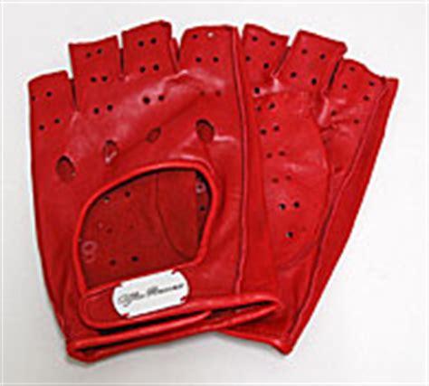 alfa romeo driving gloves italian auto parts gagets