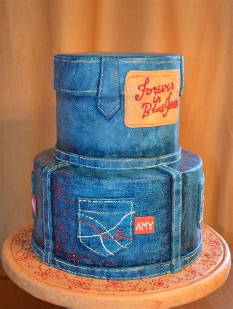 blue jeans cake  marshmallow fondant recipe bakes