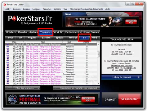 the big game pokerstars tv the big game de pokerstars participez 224 l 233 mission de