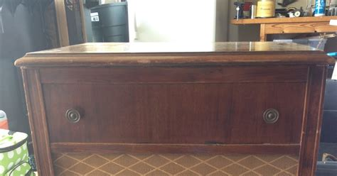 Repurposed Record Cabinet by Reverdesigns Repurpose A Record Cabinet Or What To Do