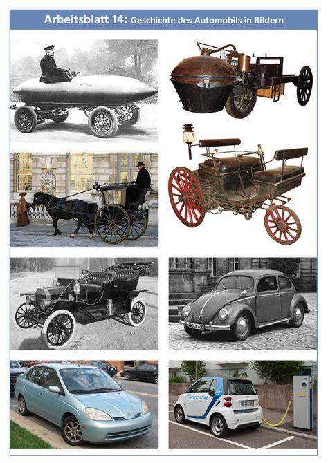 Auto Geschichte by 5 1 Geschichte Des Automobils