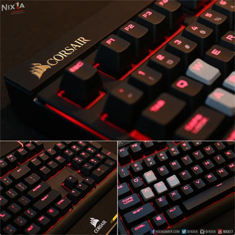 Pasaran Keyboard Gaming corsair strafe mechanical keyboard real mech or nothing nxa gaming inspired by fatal1ty