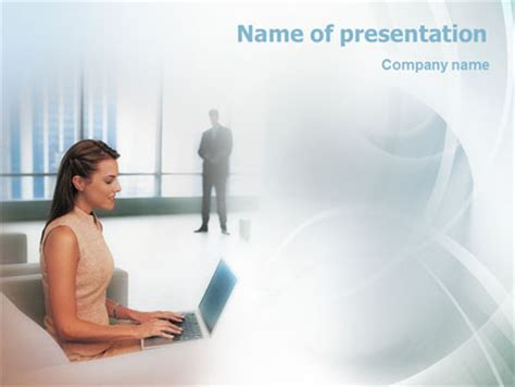 themes for powerpoint secretary secretary powerpoint template backgrounds 01999