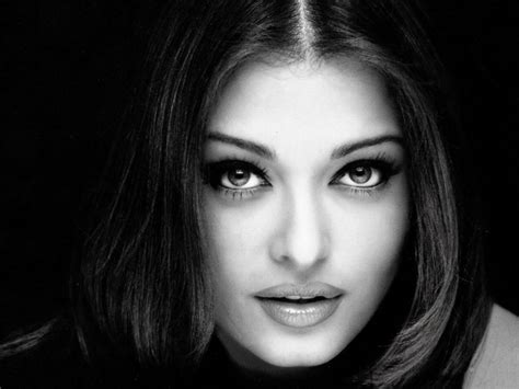 black and white wallpaper of actress aishwarya rai black white wallpapers hd wallpapers