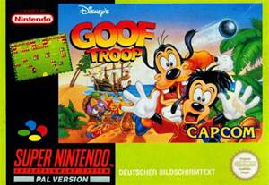 My Room Game - goof troop game giant bomb