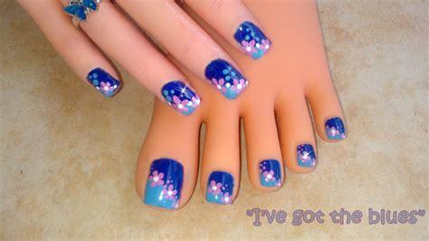 Nail And Toe Designs lnetsa s nailart toe nail design and nails