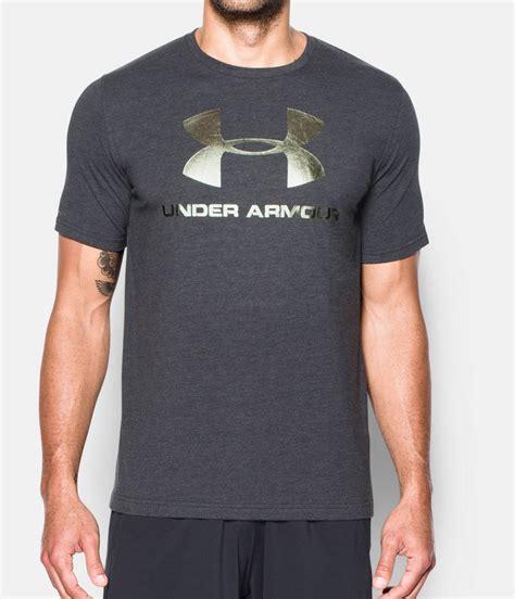 design t shirts under armour men s ua sportstyle logo t shirt under armour us