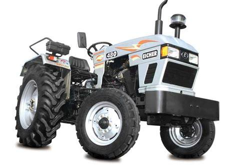 eicher tractors all model information price list in