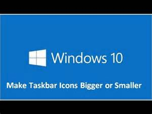 Small Desktop Icons On Windows 10 Windows 10 How To Create Smaller And