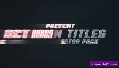title templates after effects 21 best after effects free templates free premium