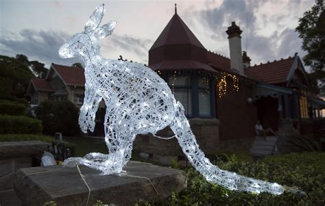 kangaroo christmas lights australian stocks jump again here s what you need to business insider