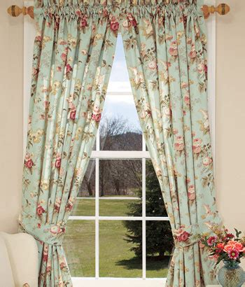 patterned drapes  curtains rose shower curtain teal