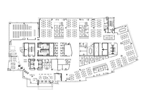 100 draw office floor plan chipperfield private gallery of godaddy silicon valley office des architects