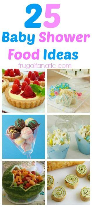 cool baby shower food ideas 25 baby shower food ideas cool ideas baby shower foods