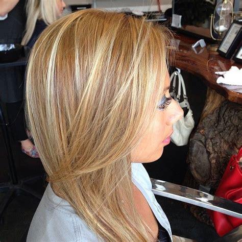 golden blonde highlights pictures dark golden blonde highlights hair pinterest