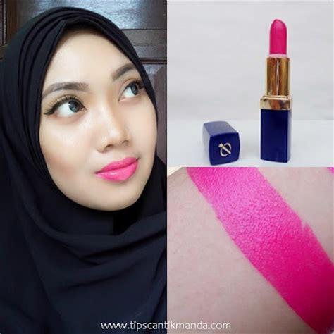 Review Inez Lipstick Dan Harga 3 lipstick pink fuchsia dengan harga di bawah 50 ribu