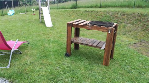 Barbecue / Pallet Bbq Table ? 1001 Pallets