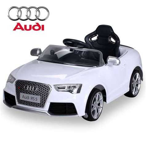 Sportwagen Audi by Elektro Kinderauto Sportwagen Audi Rs5 Lizenziert