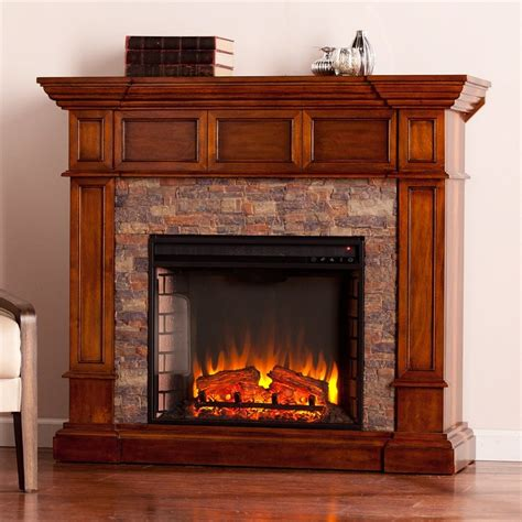 Boston Fireplace by Shop Boston Loft Furnishings 45 75 In W 5000 Btu Buckeye