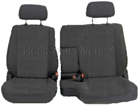 1990 toyota pickup bench seat a57 toyota pickup 60 40 split bench charcoal seat covers