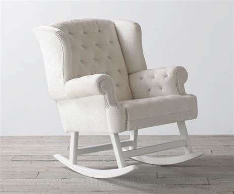 rocking chair australia make a style statement in the nursery with bambizi rocking