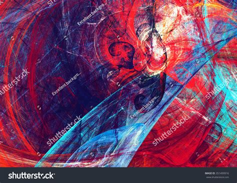 background abstract blue texture art color colour fine art abstract beautiful red blue bright color stock
