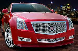 Cadillac Cts Coupe Grille Cadillac Cts Coupe Heavy Mesh Grille By E G Classics 2011