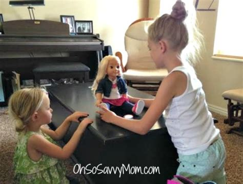 my friend cayla house a smart doll meet the new my friend cayla doll review