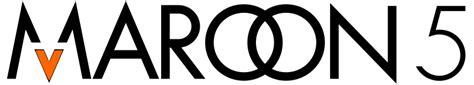 maroon logo file maroon 5 logo svg wikimedia commons