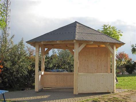 Pavillon Holz by Holz Pavillon 6 Eckig Bestseller Shop